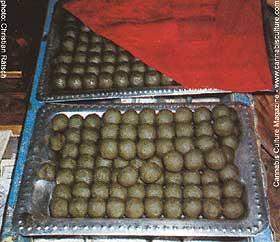 Bhang balls