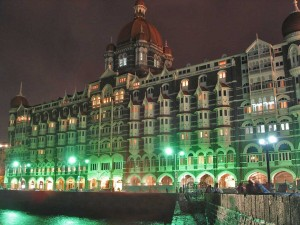 Taj Hotel before attack