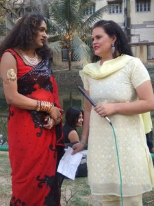 Laxmi and Seranna