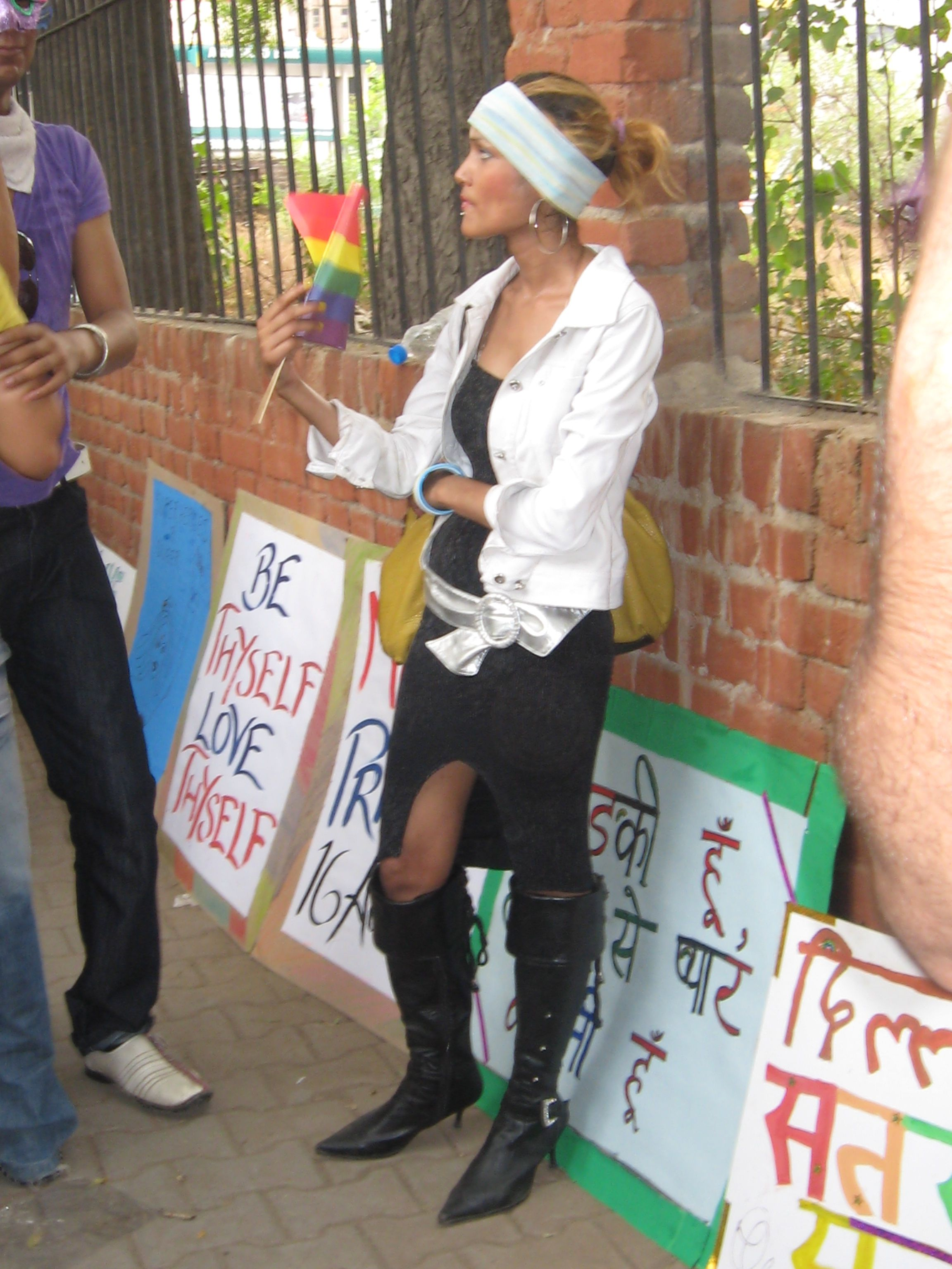 Delhi Gay Pride 2009 – afterparty | Groovy Ganges