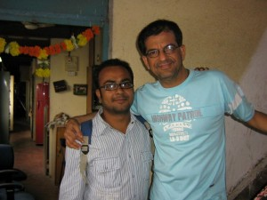 Mr. Vivek Raj Anand, The CEO of Humsafar and I
