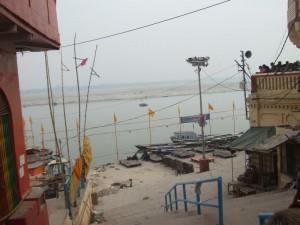 Empty ghats