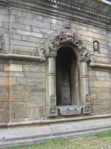 carvings on temples