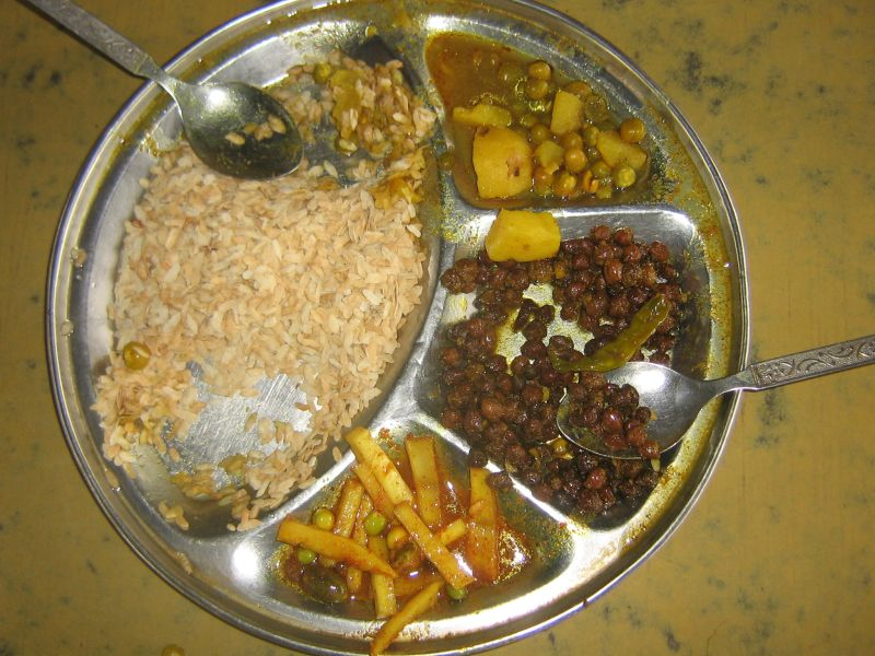 Pin nepal food on pinterest for Cuisine of nepal