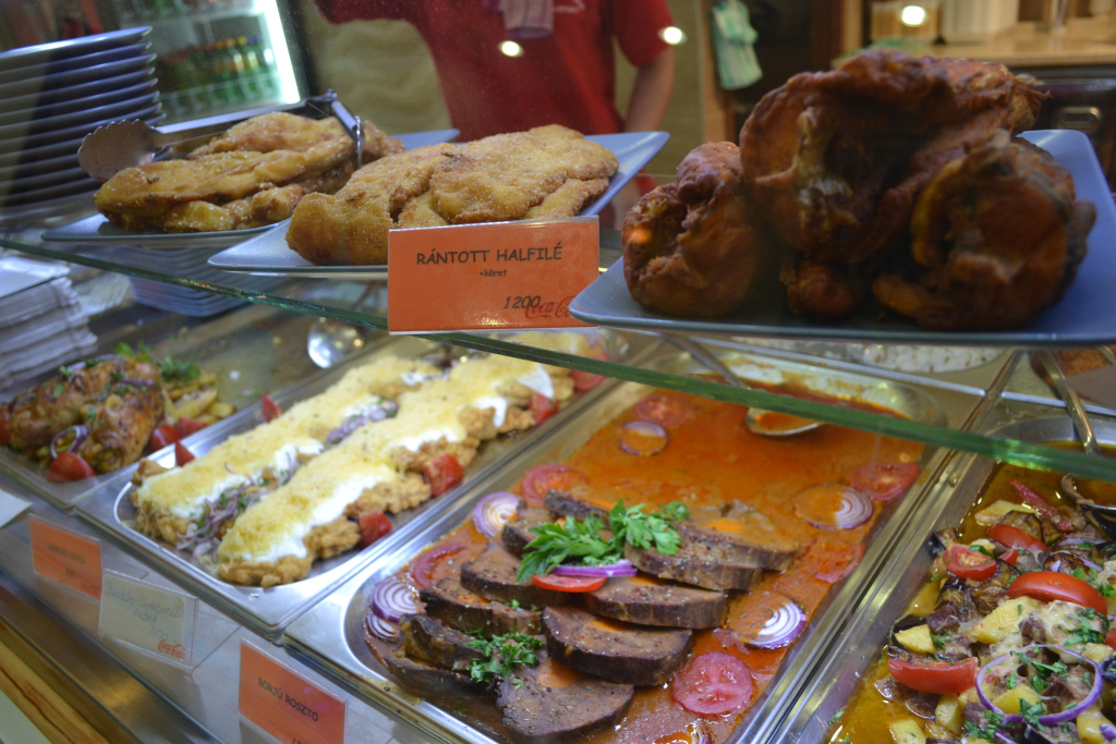 Food To Eat In Budapest